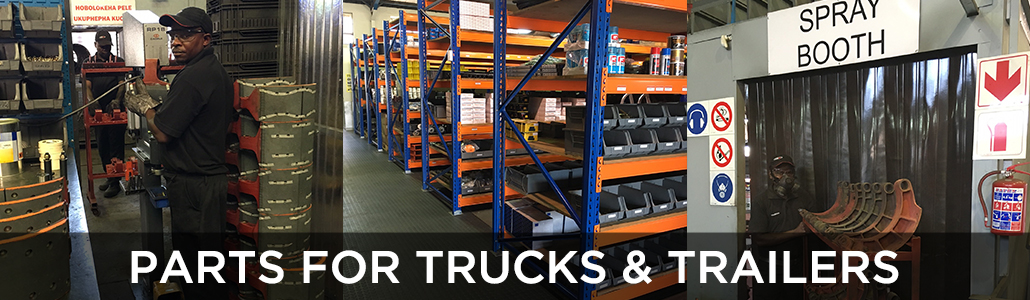 Parts for Trucks & Trailers